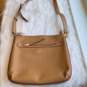 Brand new Coach Mae Crossbody Leather Bag